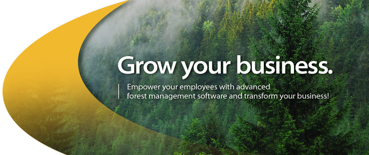 Forest OPS, Empower your employees with advanced forest management software and transform your business!